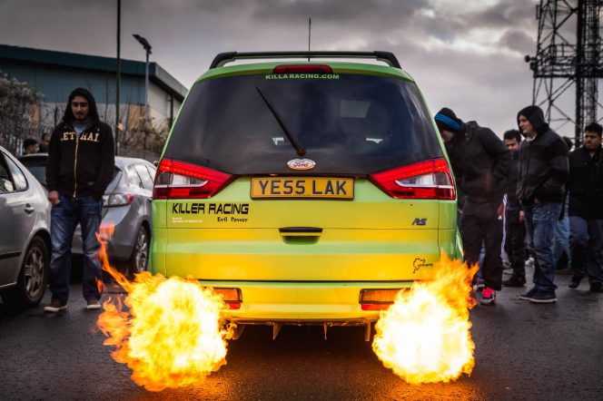 How Hot Does A Car Exhaust Get?