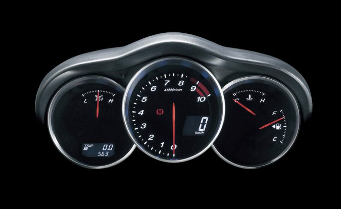 RX8 Engine Guide 13B-MPS Drivers Dials