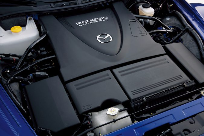 RX8 Engine