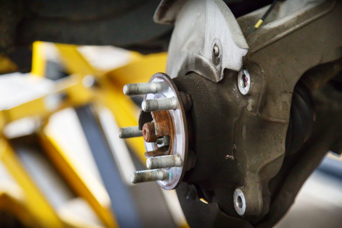 Wheel Bearing Replacement Cost