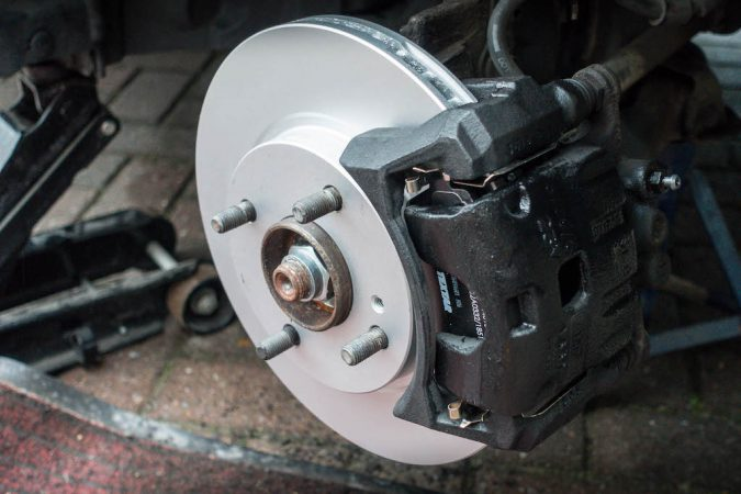 Odd noises under braking can tell you if you should be concerned over brake pad replacement cost.