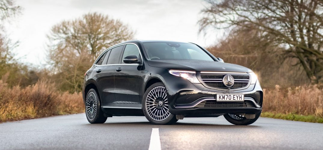 Mercedes EQC AMG Line Premium Plus Review