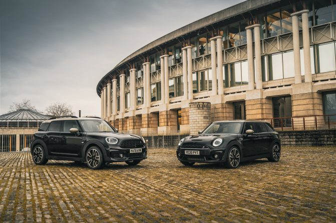 Mini Clubman and Countryman