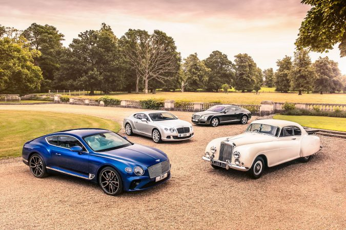 Bentley Continental Collection