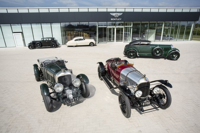 Bentley Heritage Collection