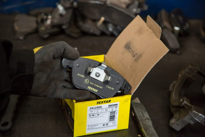 Brake Pad Replacement Cost