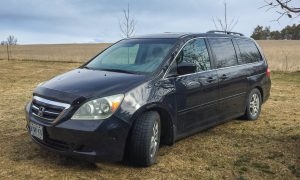 Honda Odyssey Transmission Problems