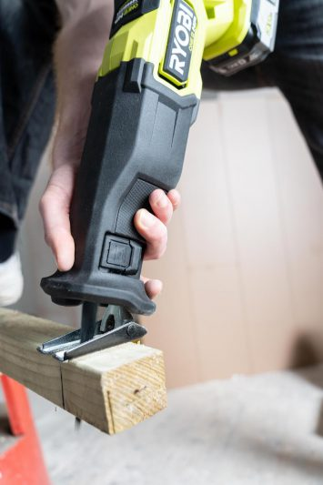 Good cutting speeds, and decent battery life are par for the course with Ryobi's RRS18X.