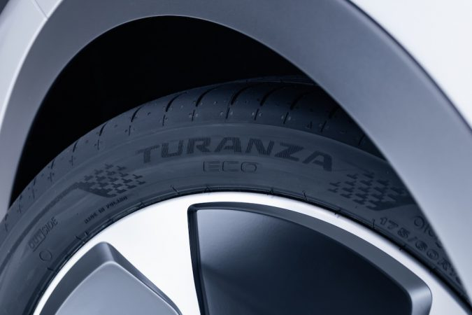 The tyres offer low rolling resistance, reduced weight, and is also sustainably manufactured.