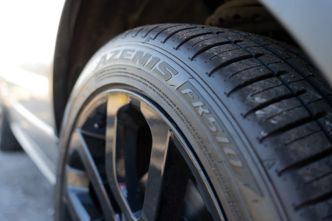 The Falken Azenis FK510 is one of the best tyres on the market if you have an SUV.