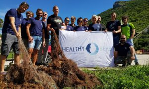 Hyundai Links Up With Marine Conservation Group Healthy Seas