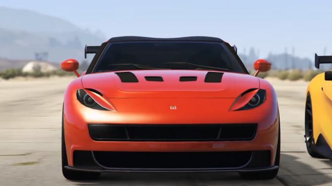 GTA 5 Fastest Car