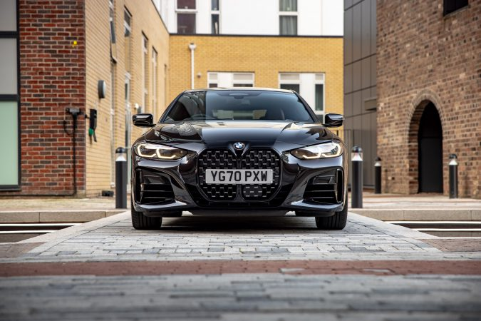 New BWM 4 Series Front Grille