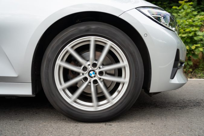 The Bridgestone Potenza Sport has been used in other sporty cars.