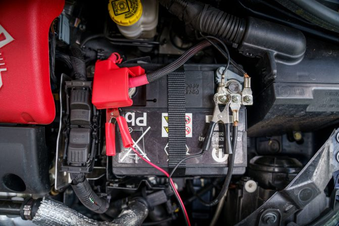 Car Won't Start With New Battery