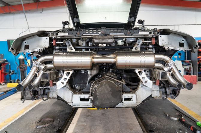 How To Replace A Rear Main Seal Without Removing The Transmission