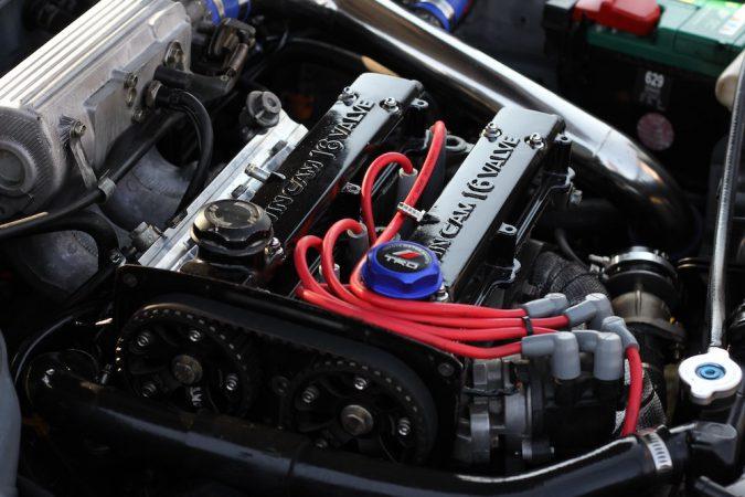 Engine Knocking