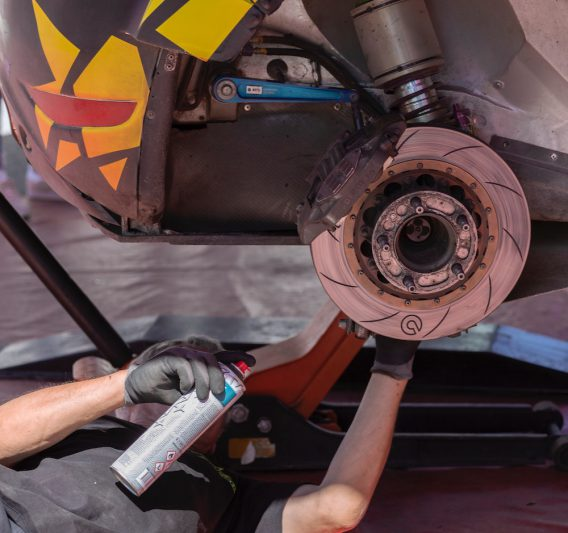 KYB Vs Bilstein suspension system with shocks and struts steering