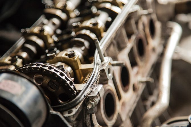Chevy 6.0 Timing Chain