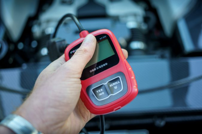 Consider doing a pre-purchase inspection when buying any used car with an OBD tool for diagnostics