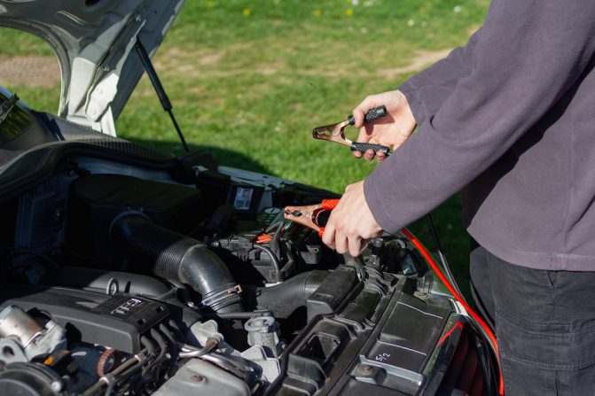Is A Car Battery AC Or DC