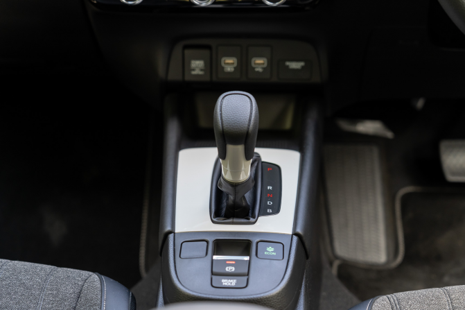 Parts Of Automatic Transmission