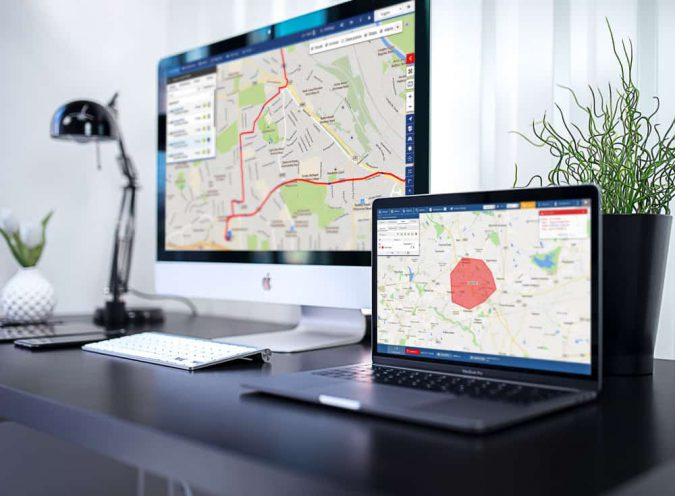 Software for Tracking